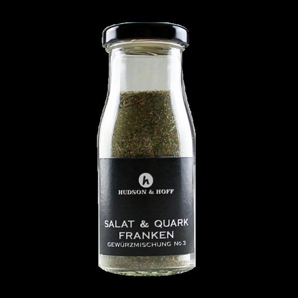 Salat & Quark Franken