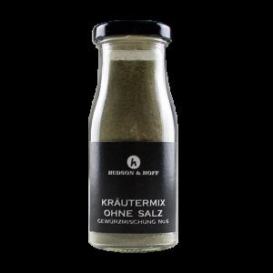 Kräutermix ohne Salzzugabe