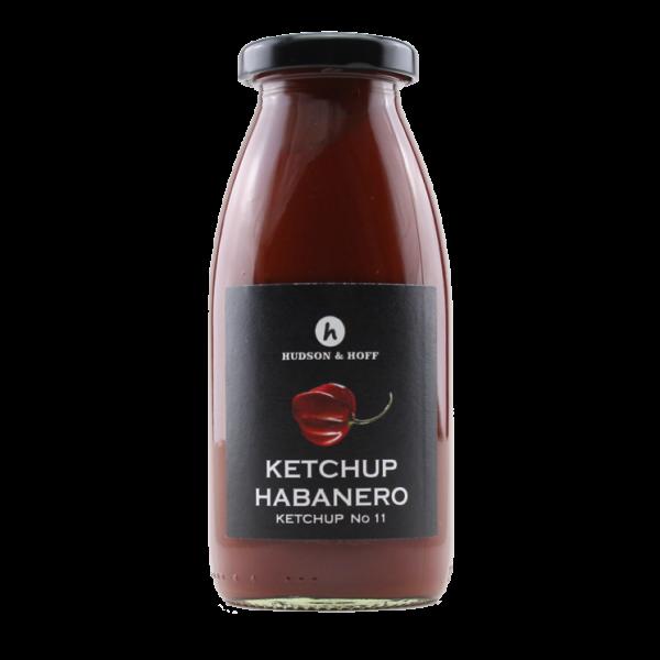Ketchup und Habanero
