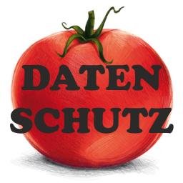 Datenschutz Tomate