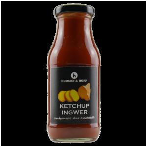 Ketchup und Ingwer