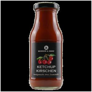 Ketchup und Kirschen