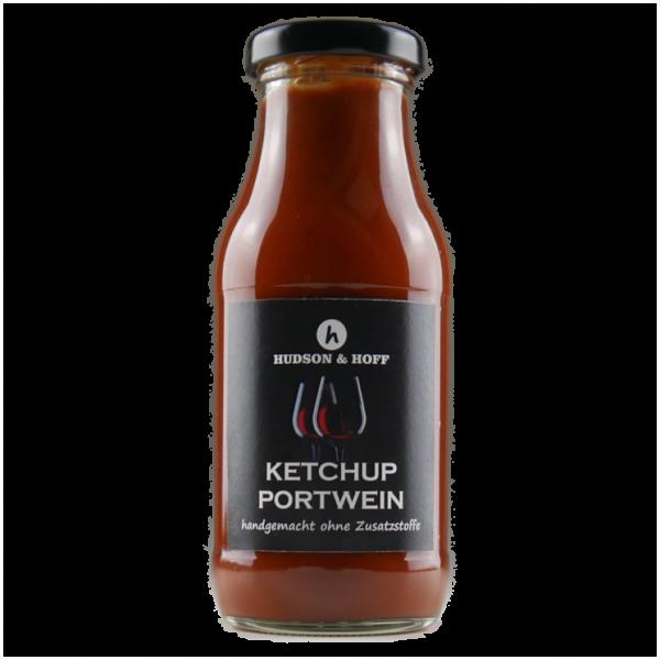 Ketchup und Portwein