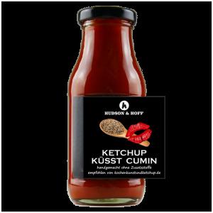 Ketchup küsst Cumin