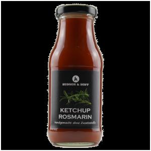 Ketchup und Rosmarin