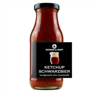 Ketchup und Schwarzbier