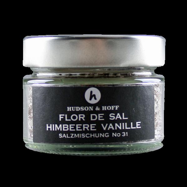 Flor de Sal Himbeere-Vanille