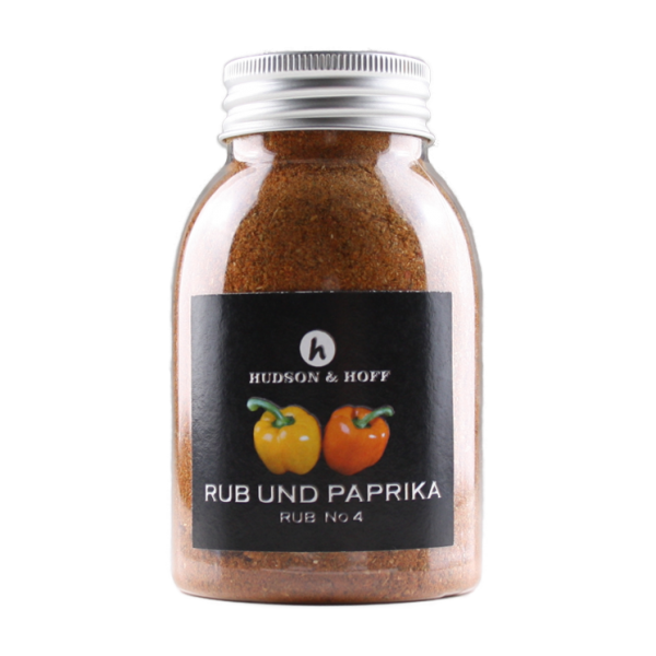 Rub und Paprika