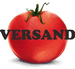 Versand & Kosten Tomate