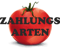 Zahlungsarten Tomate